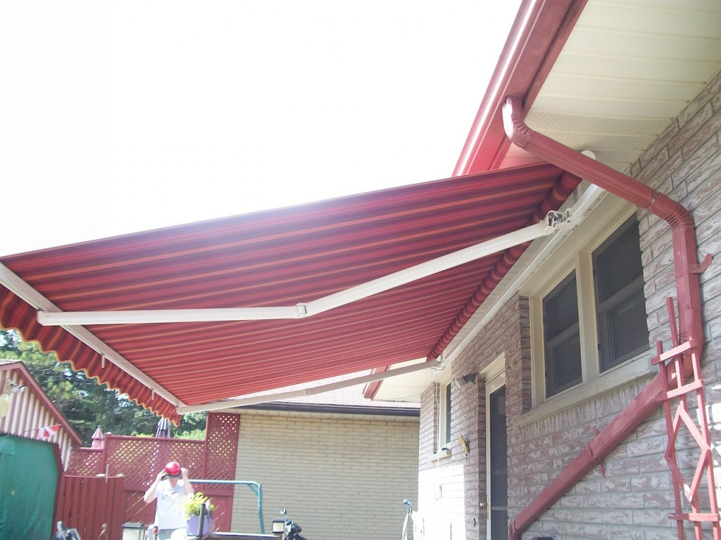 awning your garden by carehomedecor awnings beautiful house make