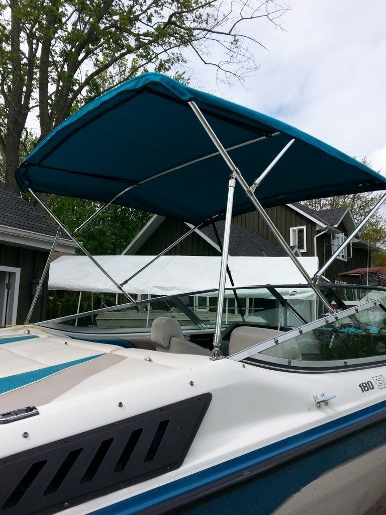 for portage click awning tarps orig and an enlarged awnings boat covers image truck co