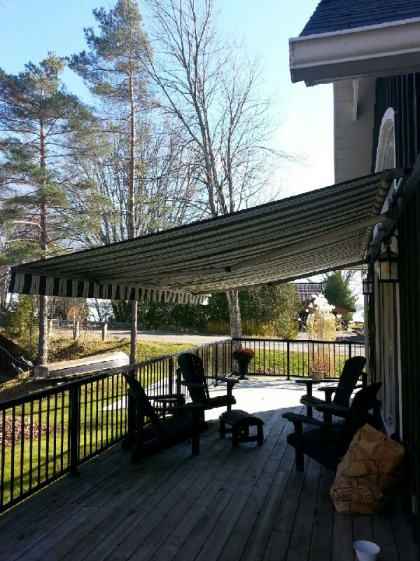 Retractable Patio Awnings Gallery Four Seasons Canvas