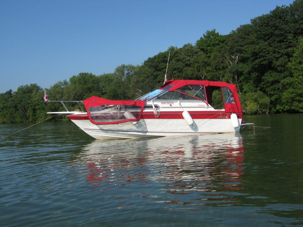 Boat Covers Mooring Tonneau Bow Dingy